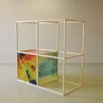 「抽象的なイメージのための習作」ミクストメディア 丸橋 光生 2010