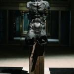 「トルソー」鉄 杉谷 一考 2009