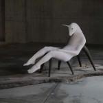 「瞼の奥 世界の未明」ミクストメディア 山田 哲平 2009